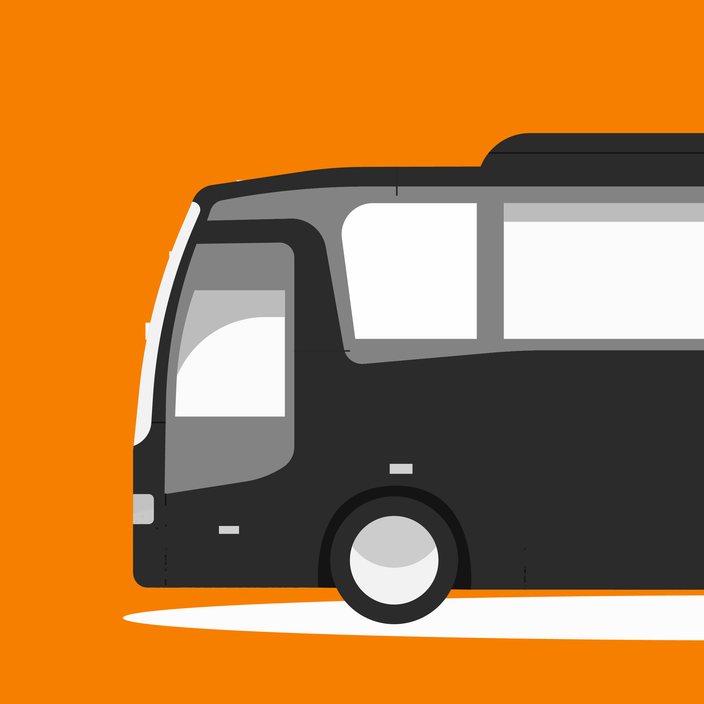 An illustration of a bus